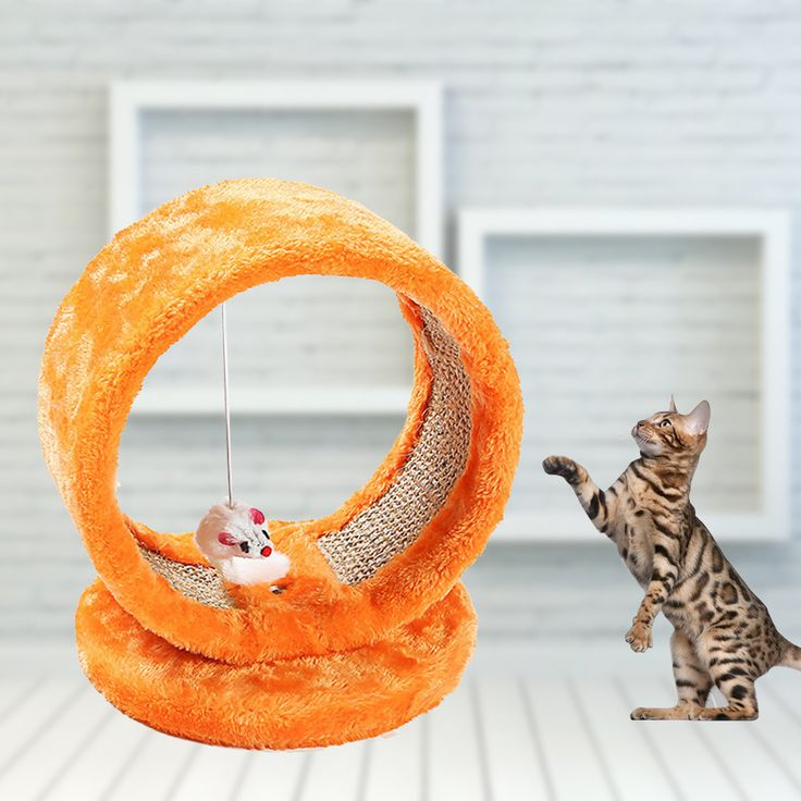 Cat Net Kittens Cat Toys Scratch Board Tease Mouse for Cats Funny Small Cat Climbing Frame Cat Jumping Platform on free shipping