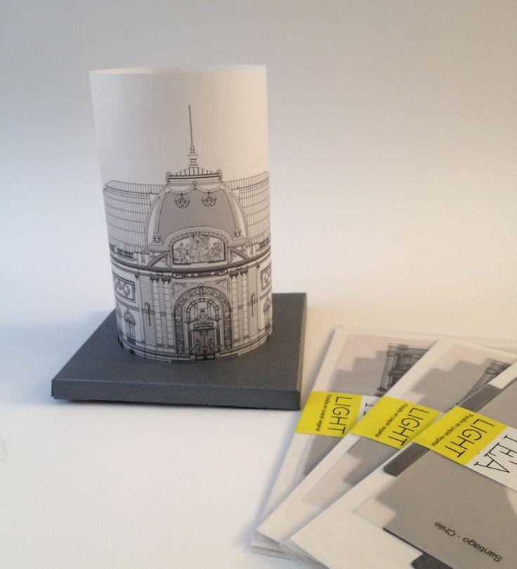 Museum of Arts Tea Light Holder