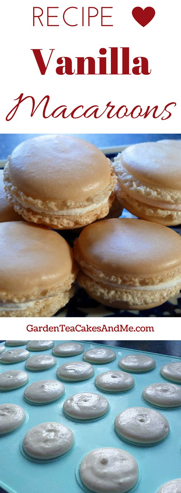 macaroons vanilla recipe afternoon tea macaroon mat baking essential