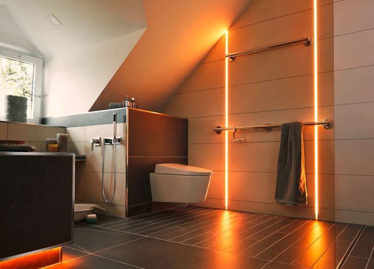11 best images about Erhellendes rund ums Badezimmer on Pinterest - led lampen für badezimmer