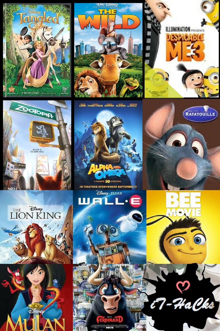 Best animated movies of all time - Popular animated movies