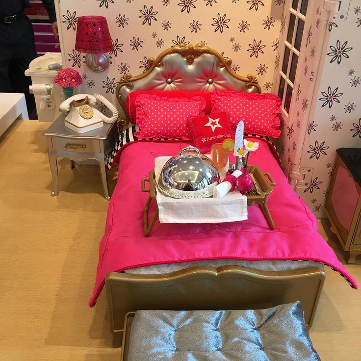 American Girl Doll Bedroom: Best 25+ American Girl Bedrooms Ideas On Pinterest