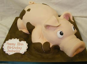 Port Aransas Birthday Cakes