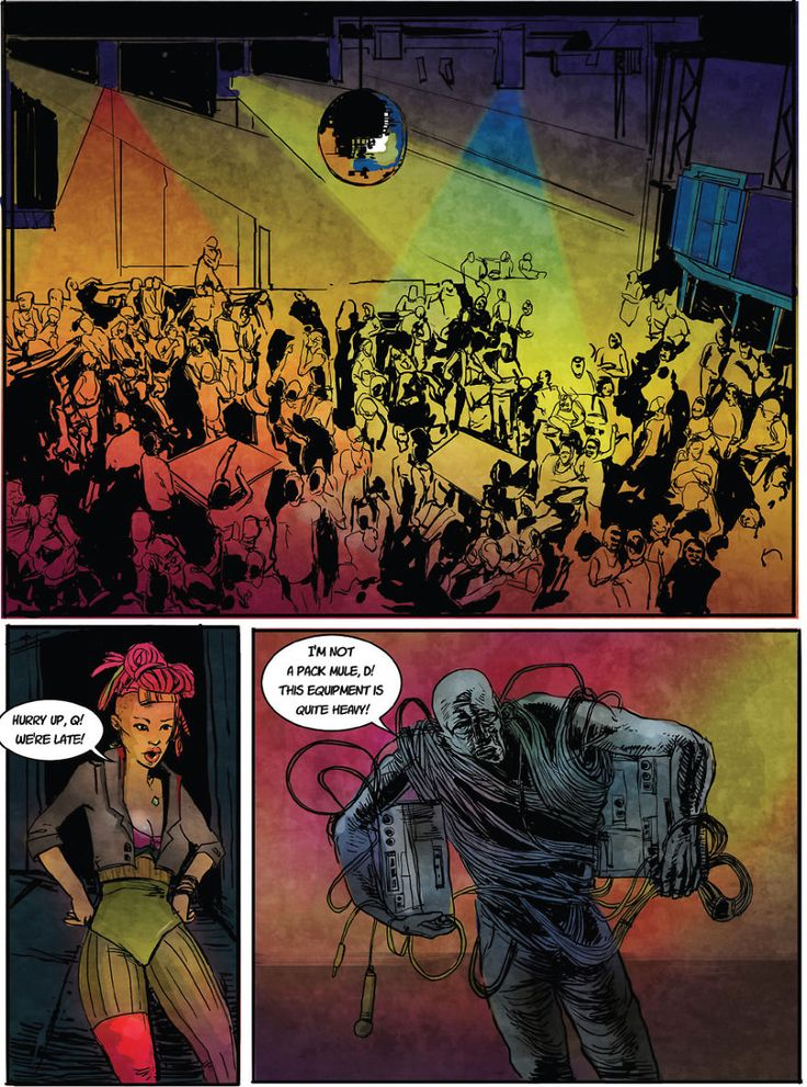 "If you are a comic‬ fan then check the latest comic ""DJ Dirty Brown"" that highlights a magical girl who is a DJ‬ in a town. It also contains a story of ancient, magical green stone‬ which is used to preserve African musical heritage. For more details, visit http://bit.ly/1PkhjVM"