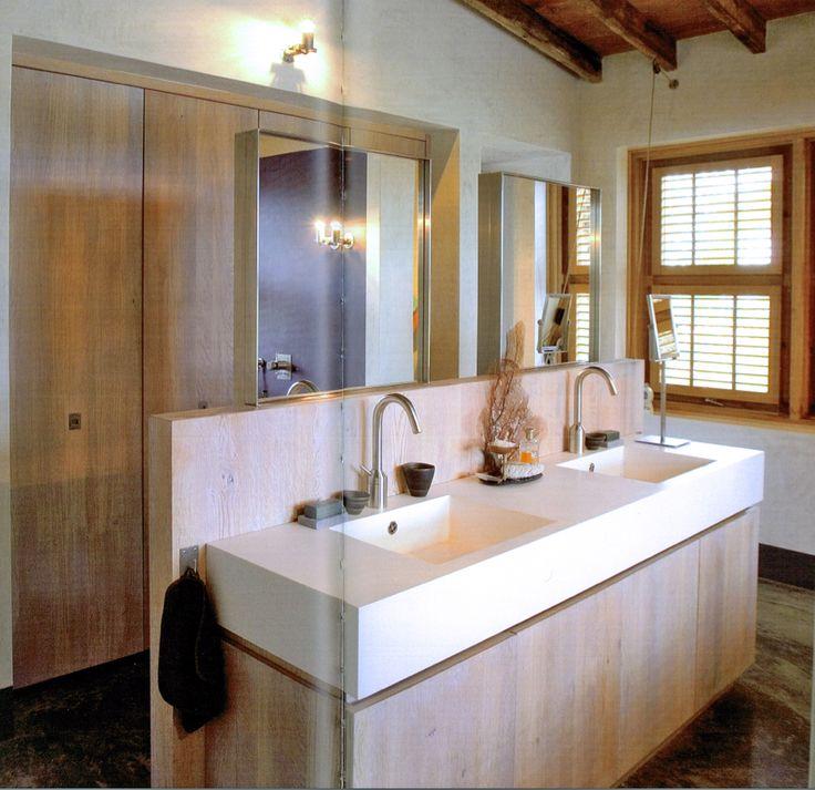 Piet Boon - MBathroom sink cabinet option