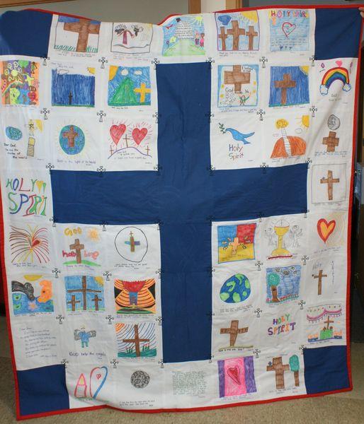 Classroom Quilt Ideas : School auction classroom projects all saints catholic