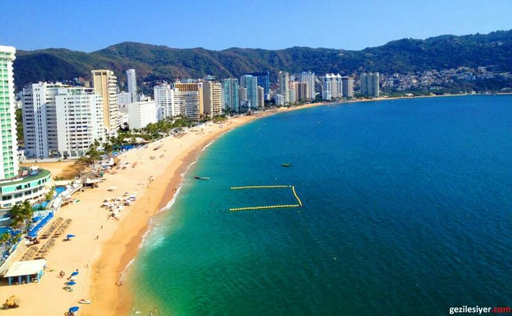 Acapulco, Meksika