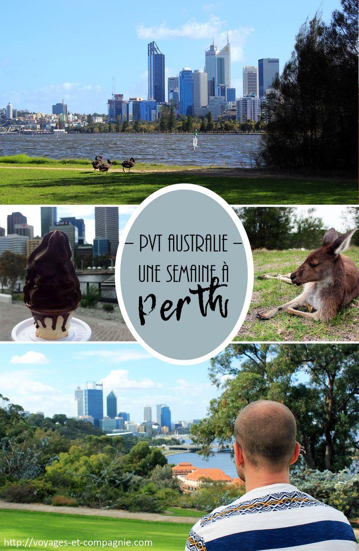 Nous y voilà. Après des mois – ou plutôt des années – d'attente, on foule enfin le sol australien. On en a tellement rêvé que l'on ne réalise pas tout de suite. Pourtant, ces premiers pas à Perth, capitale du Western Australia, marqueront à jamais le début de notre nouvelle vie.