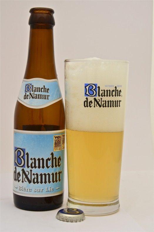 Blanche de Namur - brasserie du Bocq (Purnode B.) - Beoordeling GGOB 5,9. Eigen beoordeling: 6