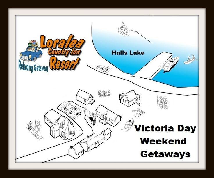 Victoria day weekend getaways for families and couples for Couples long weekend getaway