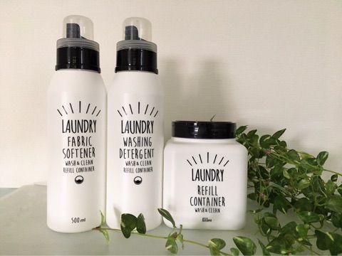 【3COINS購入品】売切続出!洗剤詰め替えボトル