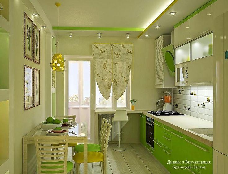 зеленая кухня - Пошук Google