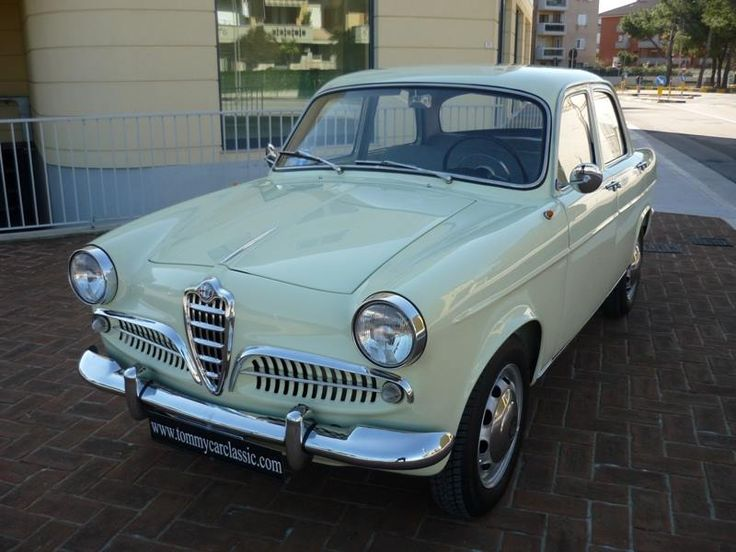 Alfa Romeo Giulietta ti 1a serie 1957 Maintenance/restoration of old/vintage vehicles: the material for new cogs/casters/gears/pads could be cast polyamide which I (Cast polyamide) can produce. My contact: tatjana.alic@windowslive.com