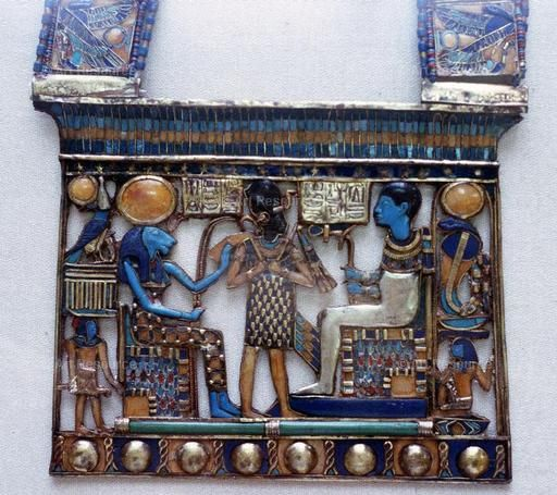 The Curse Of King Tuts Tomb Torrent: Pectoral Jewel From The Tomb Of Tutankhamun, Ancient