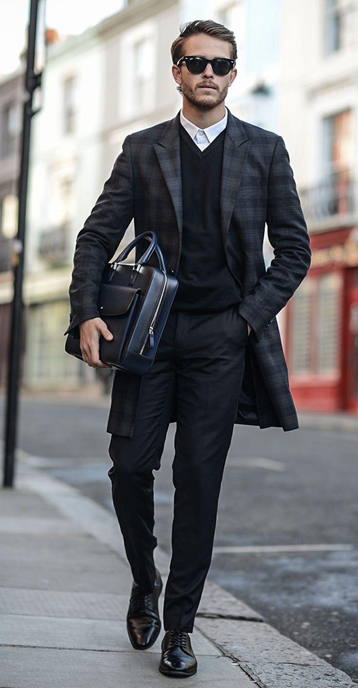 Men's Outfit Ideas | Men's Fashion | Menswear | Business Style | Moda Masculina | Shop at designerclothingfans.com
