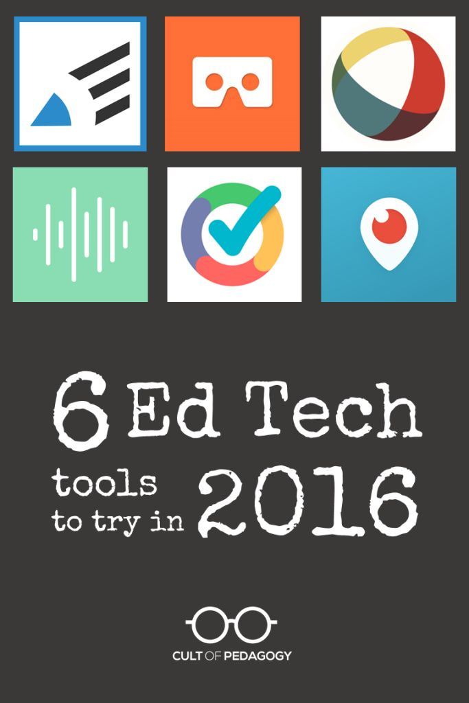 Six apps that are workable for the classroom, although Periscope might not be very useful