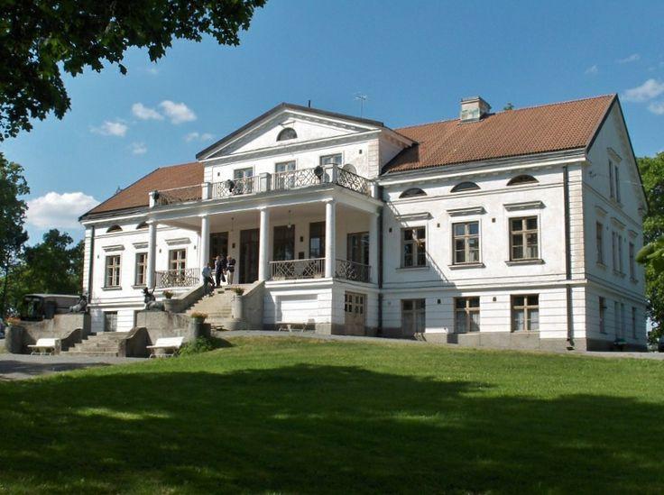 Laukko Rakennus Manor, Finland