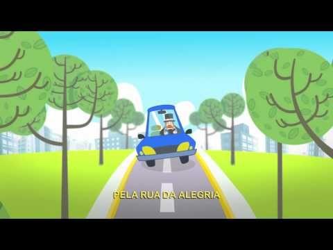 Segurança no trânsito: aprenda com o Clube do Bem-te-vi.