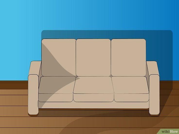 eine couch neu polstern wikihow selber machen pinterest couch sofa und sofa neu beziehen. Black Bedroom Furniture Sets. Home Design Ideas