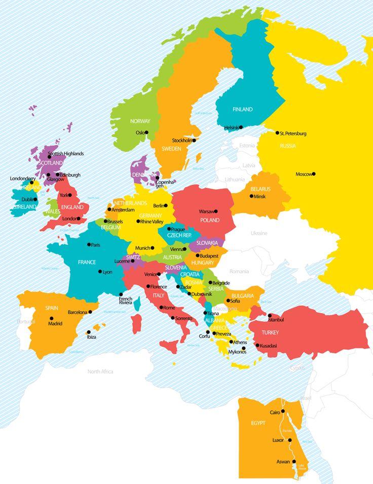 Tours in Europe, Experience Europe — Contiki Tours