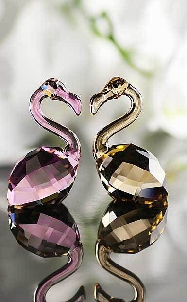 Swarovski In Love, Claude & Claudine 5136525 Crystal Valentine Couple Gift 2016
