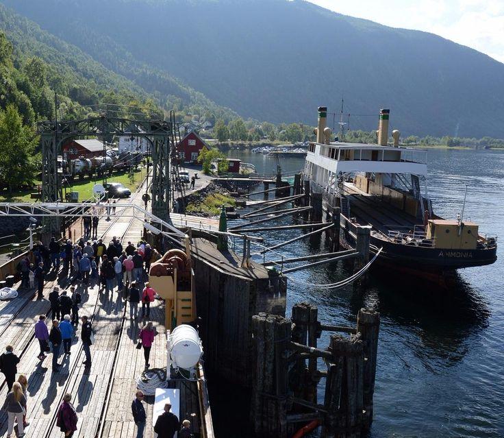 The Rjukan Railway Norwegian Industrial Workers Museum - Norway
