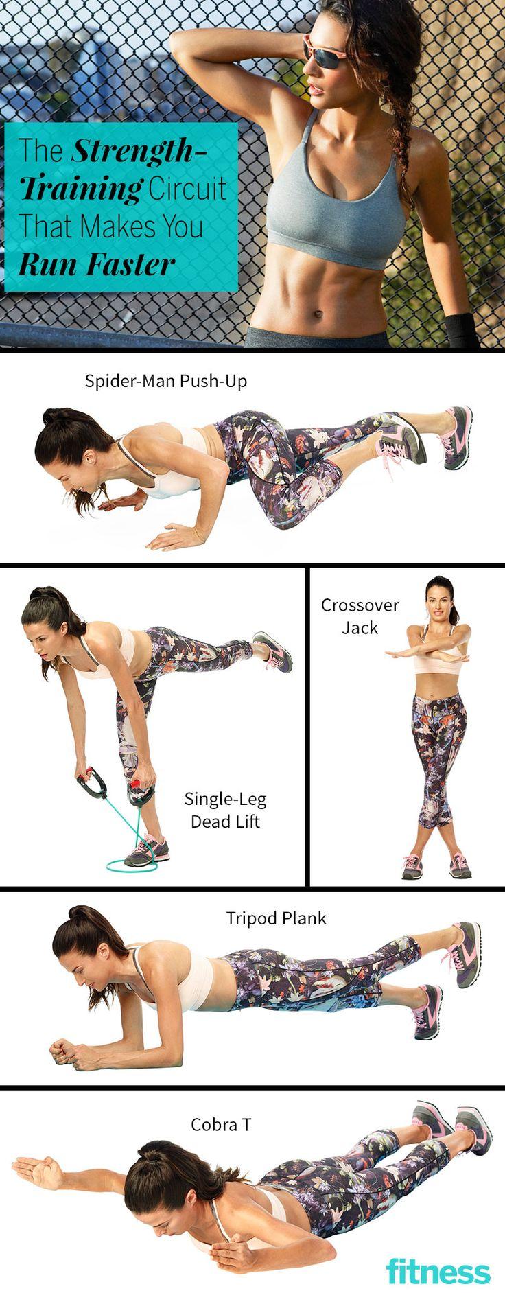Cross-Training Exercises for Runners: Frogger Push-Up