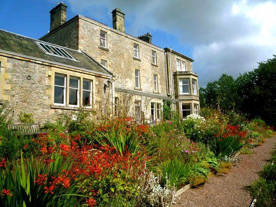 Kippilaw House Near Melrose In The Scottish Borders Wedding VenuesWedding