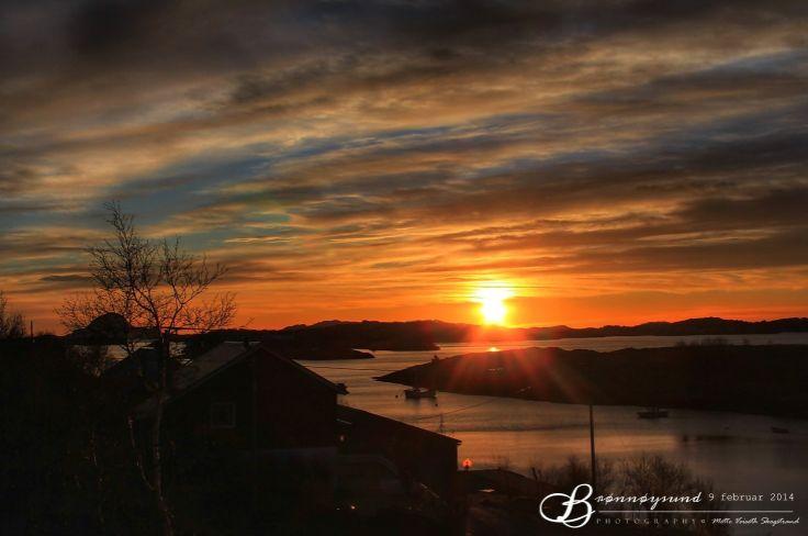 From mye home, Brønnøysund, Norway