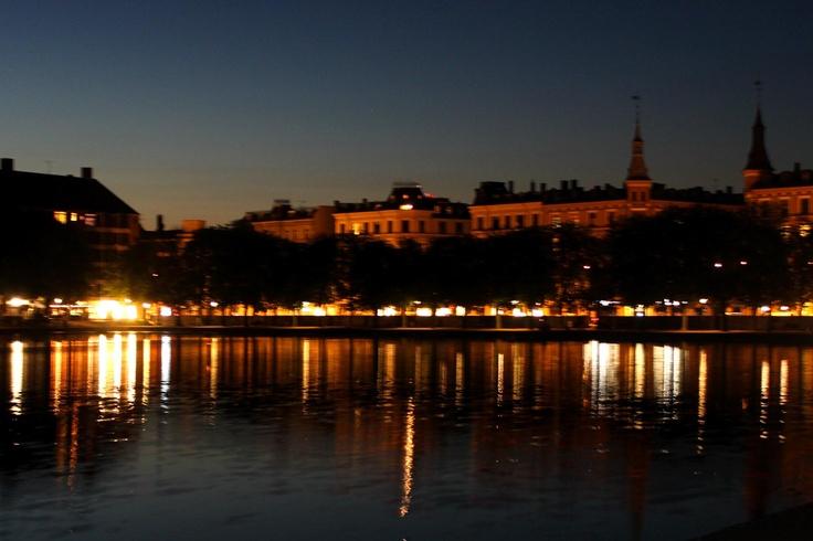 Østerbro, Copenhagen...23rd June, just after midnight. | østerbro | Pinterest