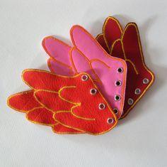 Les ailes pour chaussure