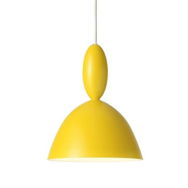 Muuto MHY żółta lampa wisząca w skandynawskim stylu do jadalni designerskie-lampy-meble-akcesoria-skandynawskim-stylu
