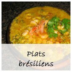 Nos recettes de plats brésiliens
