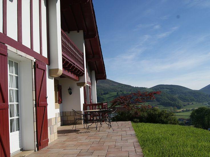 Maison Ascarat - jolie maison en pays basque ,pour six personnes 1400179 | Abritel