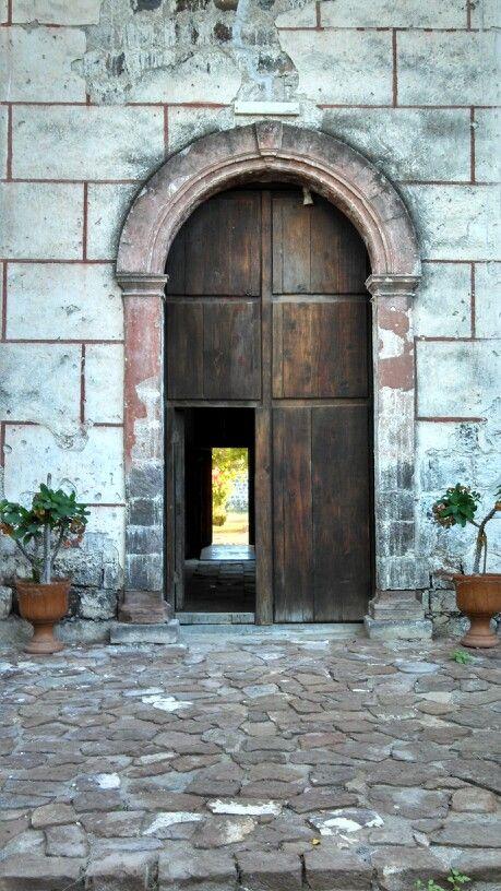Mission Door Baja & 132 best m images on Pinterest | Haciendas Religious art and Saints pezcame.com