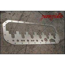 BMW M20 oil pan windage tray