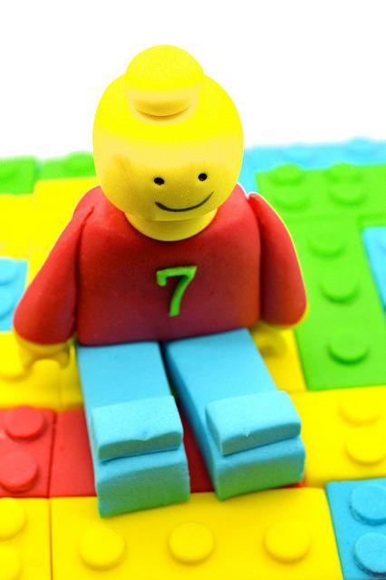 Un pastel de Lego                                                                                                                                                                                 Más