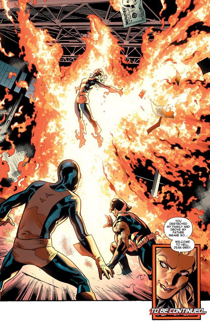 All New X Men 14 Is Phoenix Back X Men Marvel Comic