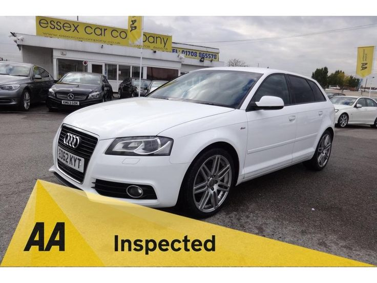 AUDI A3 Hatchback 1.4 TFSI S Line Sportback 5dr #Used #Audi #For #Sale #Essex #EssexCarCompany
