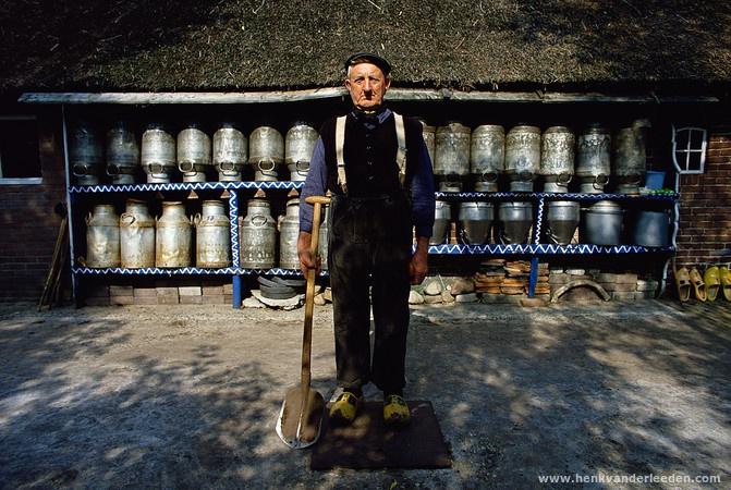 Een trotse boer #Overijssel #Staphorst