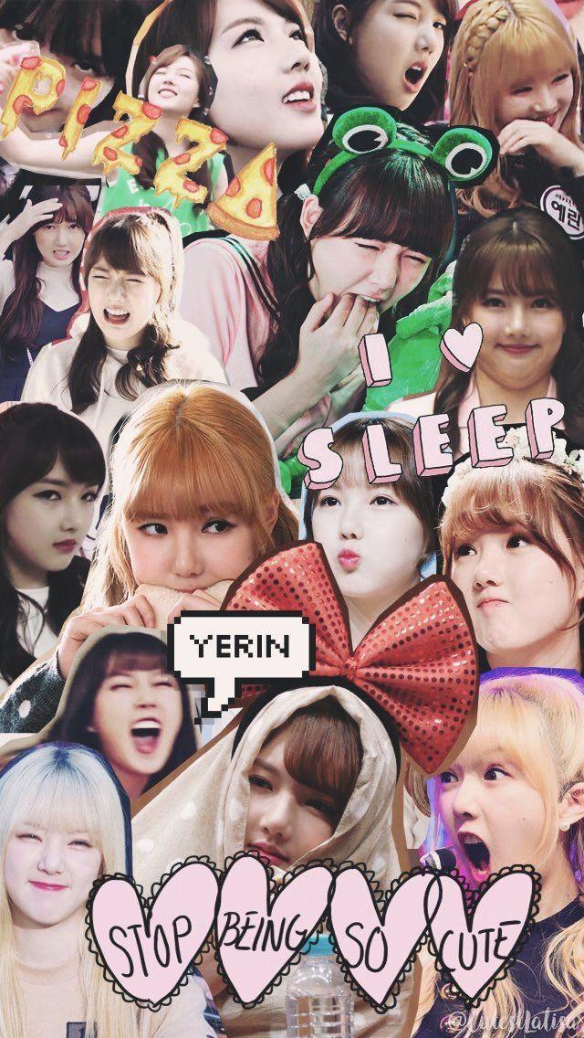 Yerin Meme Wallpaper Yerin Gfriend In 2019 Cool Kpop