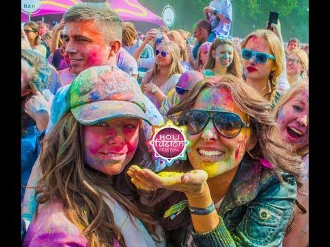 Holi Fest Celebration Video 2017 | Holi Frank Videos 2017 |