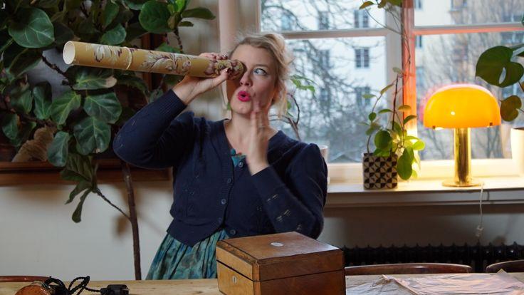 Elsa Billgren Äntligen hemma