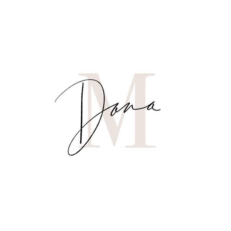 LOGO PROJECT: Dana Martin Last week I finished up …