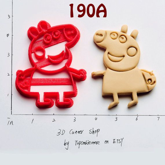 Hey, I found this really awesome Etsy listing at https://www.etsy.com/listing/235868128/peppa-pig-cookie-cutter-notaa-peppa-pig