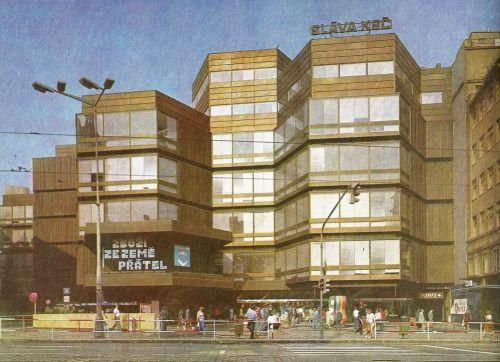 Long Live Kotva!Kotva Department Store celebrates 40th...