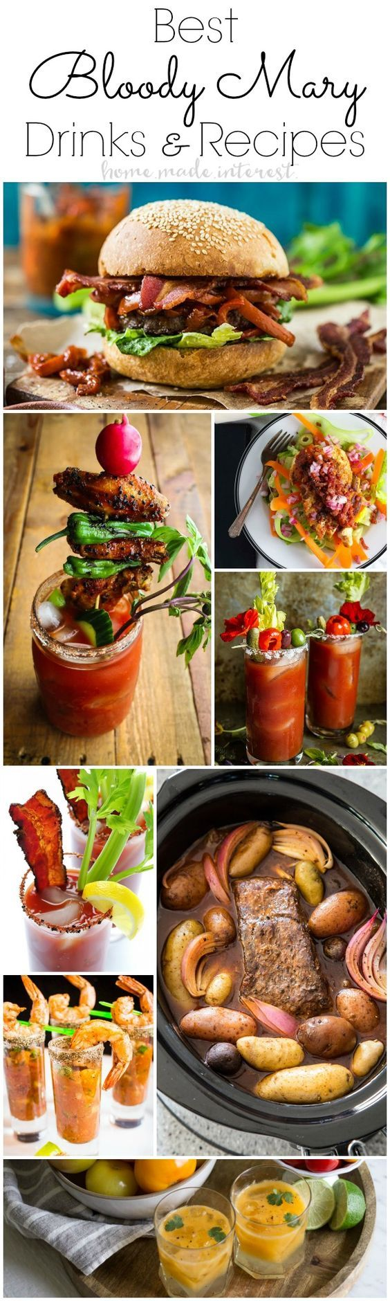 ... on Pinterest | Bloody Mary Mix, Bloody Mary and Bloody Mary Recipes