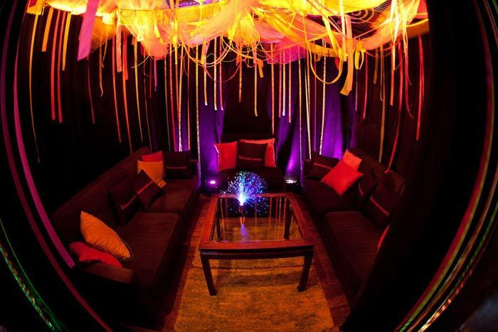 Glow Party Decoration Ideas | Glow Party Decorations from ... | Glow Party Ideas