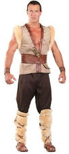 BARBARIAN VIKING THOR CAVEMAN WARRIOR ADULT MENS HALLOWEEN COSTUMES 28988