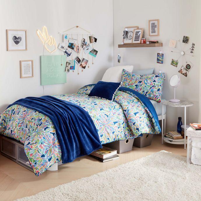 Rebecca Reversible Twin Comforter Set Multi Comforter Sets